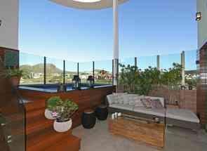 Cobertura, 4 Quartos, 4 Vagas, 3 Suites em Das Cores, Vale dos Cristais, Nova Lima, MG valor de R$ 3.500.000,00 no Lugar Certo