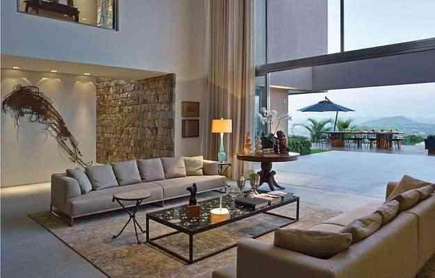 A obra de Betinha Crego foi considerada a melhor na categoria Casas - Jomar Bragança/Divulgação