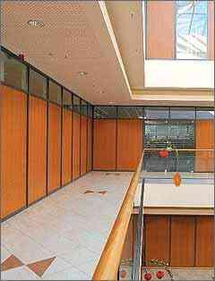 Sistema que usa placas à base de gesso, conhecido como drywall, traz novidades para purificar o ar em ambientes fechados - Placo do Brasil/Divulgação