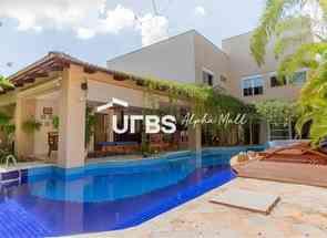 Casa em Condomínio, 4 Quartos, 4 Vagas, 4 Suites em Alphaville Goiás, Goiânia, GO valor de R$ 2.800.000,00 no Lugar Certo