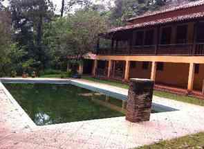 Rural, 4 Quartos, 2 Suites em Avenida Alberto Scharle, Paciência, Sabará, MG valor de R$ 5.500.000,00 no Lugar Certo