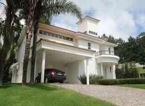 Casa em Condomínio, 4 Quartos, 4 Vagas, 2 Suites em Avenida Picadilly, Alphaville - Lagoa dos Ingleses, Nova Lima, MG valor de R$ 2.100.000,00 no Lugar Certo