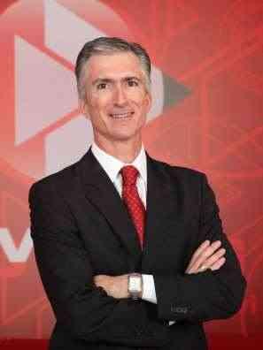 Ariano Cavalcanti de Paula, presidente do Secovi-MG - Arquivo pessoal