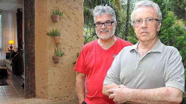 Com sofisticação e rusticidade dosadas, José Alberto e Dante traduziram a expectativa da proprietária  - Marcos Michelin/EM/D.A Press