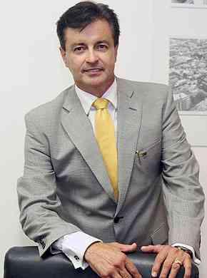 Luiz Antônio Rodrigues, da LAR Imóveis, destaca as vantagens para o investidor - Drika Vianna/Divulgação