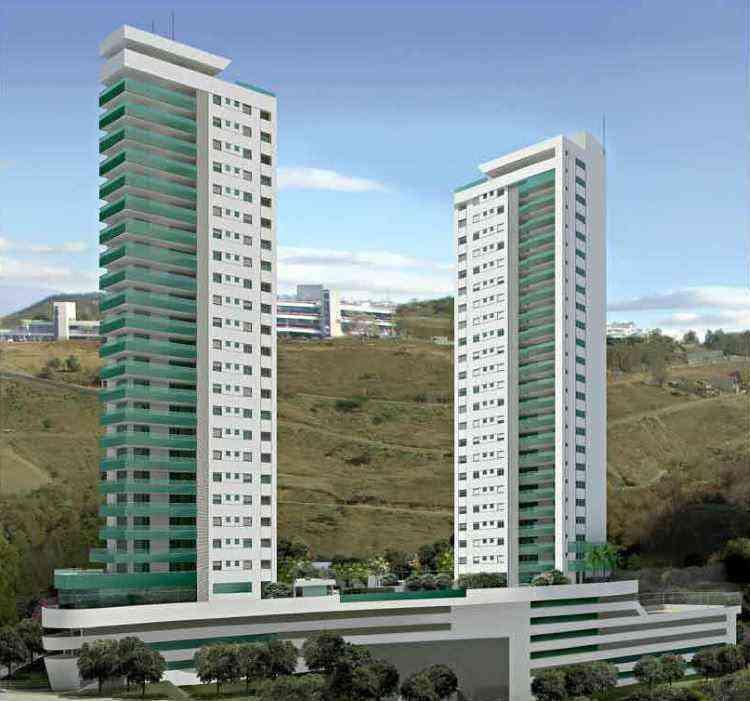 Aposta da PHV Engenharia, residencial Os Inconfidentes tem apartamentos de 280m² - PHV Engenharia/Divulgação