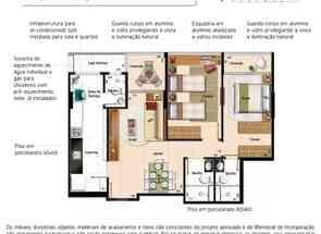 Apartamento, 2 Quartos, 1 Vaga, 1 Suite em Sqnw 307 Bloco C, Noroeste, Brasília/Plano Piloto, DF valor de R$ 810.000,00 no Lugar Certo