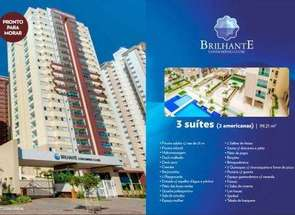 Apartamento, 3 Quartos, 2 Vagas, 3 Suites em Residencial Eldorado, Goiânia, GO valor de R$ 345.000,00 no Lugar Certo