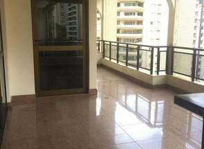 Apartamento, 4 Quartos, 2 Vagas, 4 Suites para alugar em Parque Vaca Brava, Setor Bueno, Goiânia, GO valor de R$ 3.200,00 no Lugar Certo