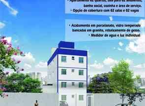 Cobertura, 2 Quartos, 1 Vaga em Parque Turistas, Contagem, MG valor de R$ 290.000,00 no Lugar Certo