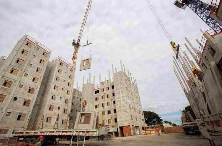 Dos 26 materiais de construção pesquisados em janeiro, apenas sete tiveram aumentos  - Victor Schwaner/Divulgação