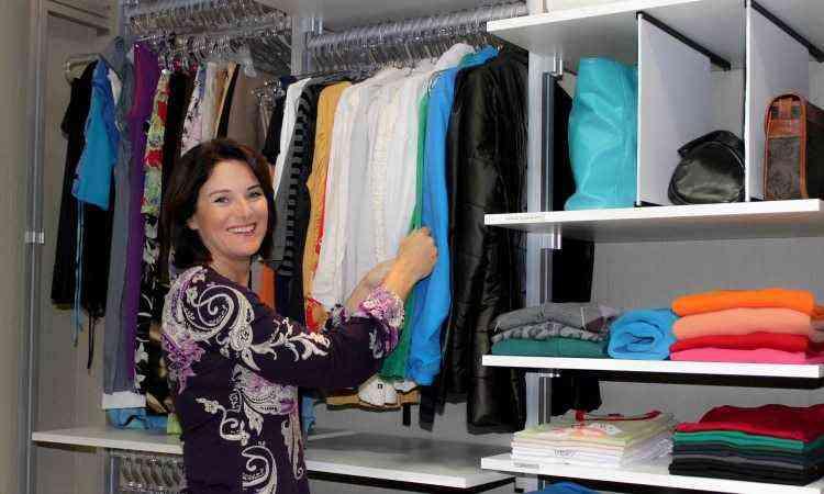 Juliana Faria, personal organizer e arquiteta  - Arquivo Pessoal/Divulgação