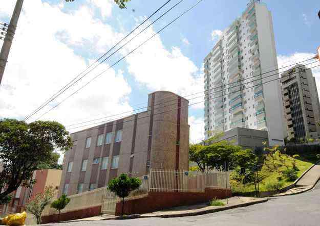 O Barroca é um bairro procurado por famílias de classe média/média alta relativamente jovens - Jair Amaral/EM/D.A Press