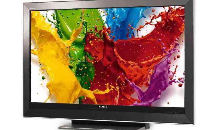 As TVs modernas, como a de LCD  e LED (acima) consomem menos energia, mas requerem mais cuidados - Sony/Divulgação