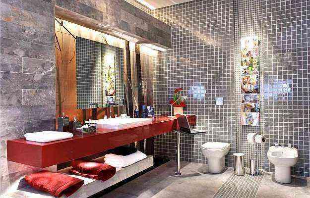 Personalização de lavabos e áreas de banho para a família permite grande variedade de estilos - João Ribeiro/Divulgação