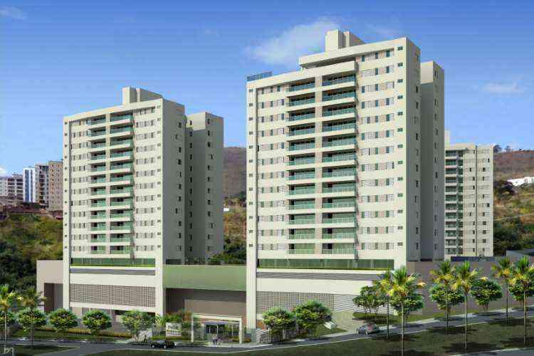 Obras do Park Residence foram finalizadas dentro do prazo determinado - Perspectiva/Divulgação