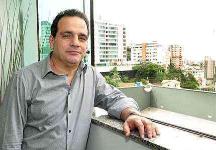 Presidente da Rede Netimóveis/BH, Ronaldo Starling explica que o momento é de oportunidades - Eduardo de Almeida/RA Studio - 20/12/12