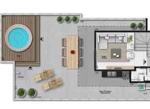 Apartamento, 3 Quartos, 3 Vagas, 1 Suite em Jardim América, Belo Horizonte, MG valor de R$ 543.900,00 no Lugar Certo