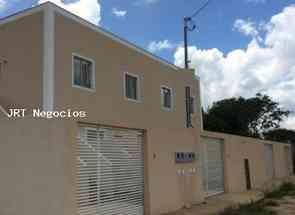 Casa, 2 Quartos, 2 Vagas em Rua Três, Novo Oriente, Esmeraldas, MG valor de R$ 108.000,00 no Lugar Certo
