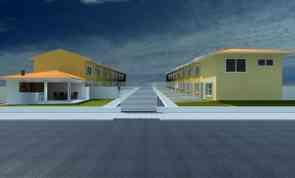 Casa, 2 Quartos, 2 Vagas, 2 Suites