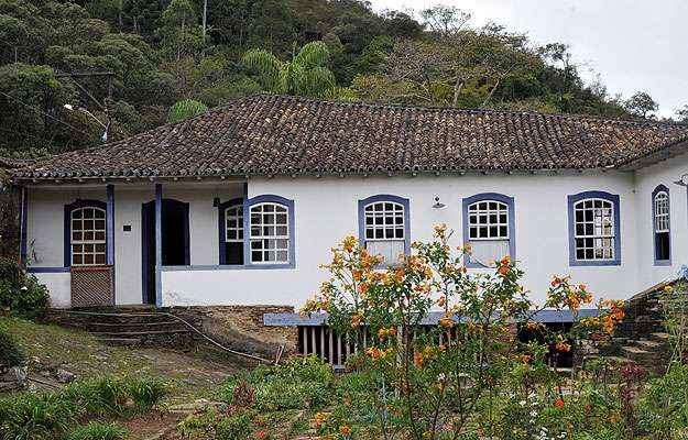 Casa Mariana ganhou o nome em homenagem a Marianne Moore - Maria Tereza Correia/EM/D.A Press