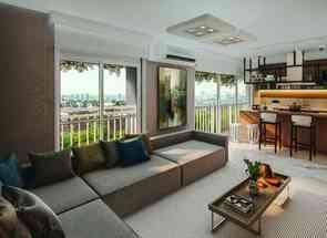 Apartamento, 3 Quartos, 2 Vagas, 3 Suites em Rua Mário Bitar, Setor Marista, Goiânia, GO valor de R$ 490.500,00 no Lugar Certo
