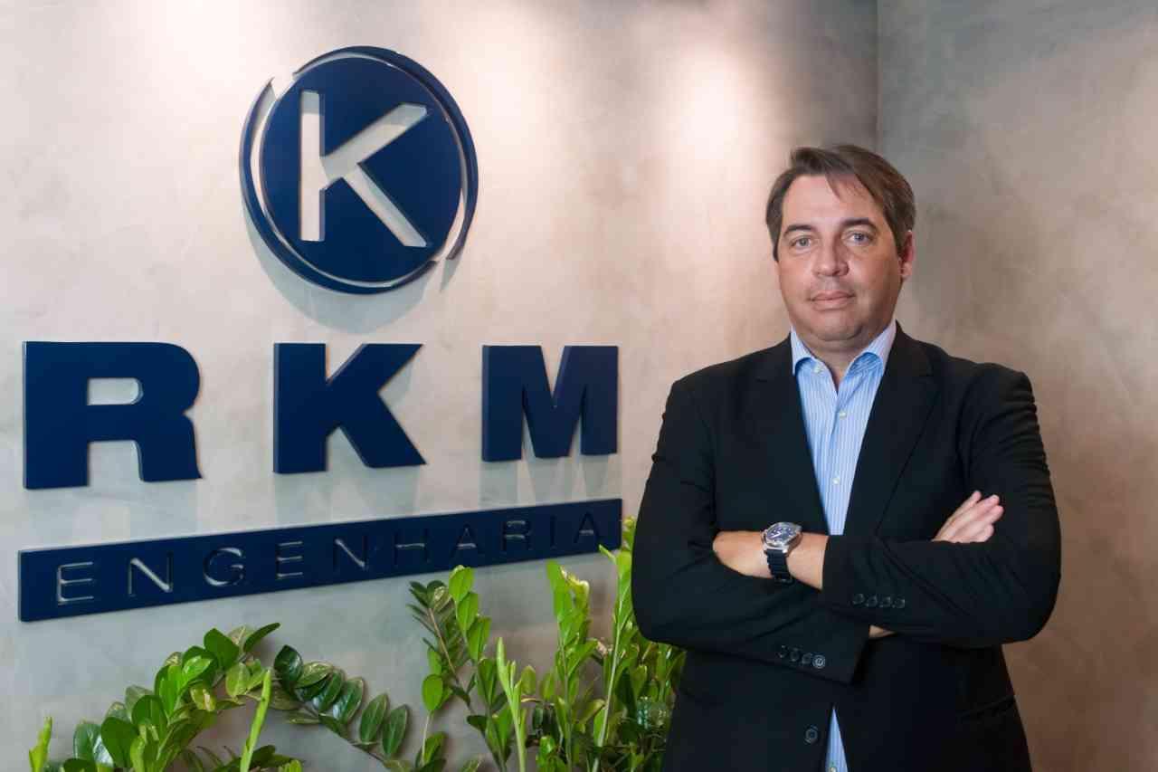 Rodrigo Colares, diretor comercial da RKM - João Dias/Divulgação