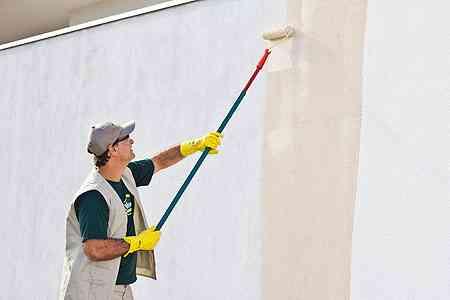 A escolha da tinta para a pintura da casa deve levar em conta não somente a cor, mas também a função que ela vai exercer  - Doutor Resolve/Divulgação
