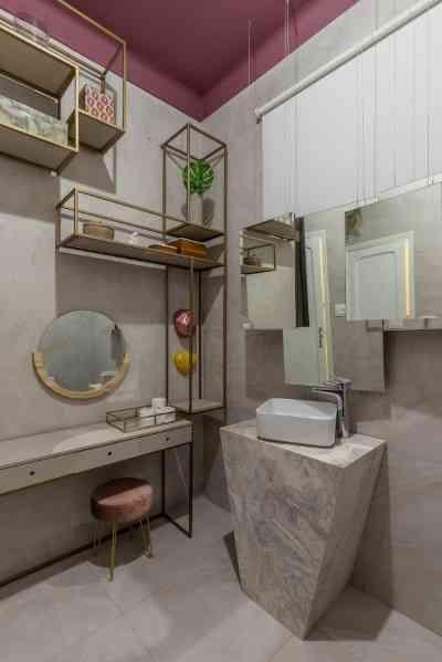 banho da Jovem Contemporânea: Samara Perona - Ivan Araújo/Fotografia de Arquitetura/Divulgação
