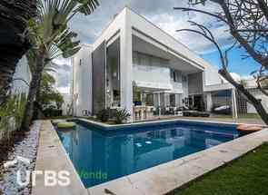 Casa em Condomínio, 4 Quartos, 5 Vagas, 4 Suites em Alphaville Goiás, Goiânia, GO valor de R$ 3.450.000,00 no Lugar Certo