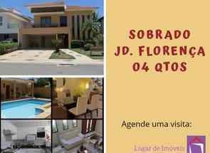 Casa em Condomínio, 4 Quartos, 6 Vagas, 2 Suites em Jardins Florença, Goiânia, GO valor de R$ 1.350.000,00 no Lugar Certo