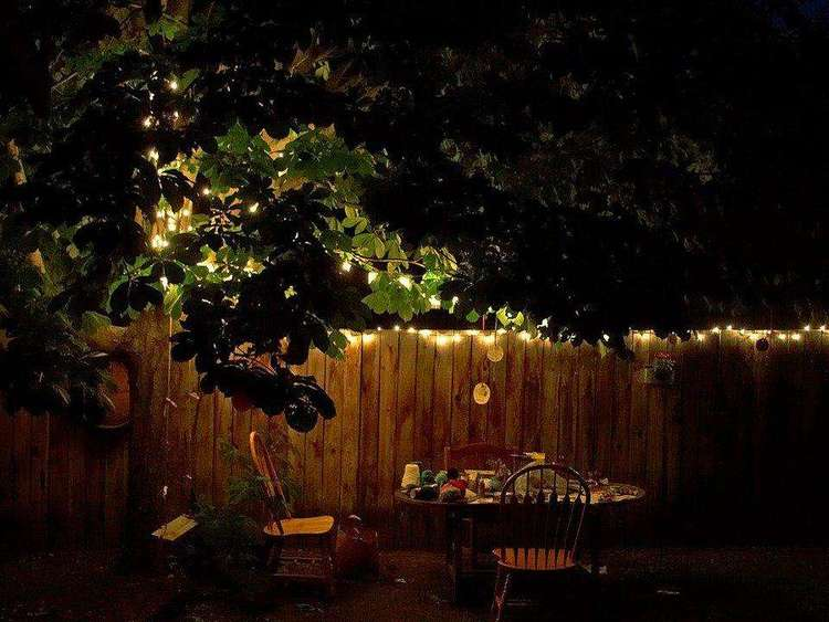 Iluminação de jardim - Pixabay