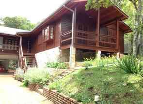 Casa em Condomínio, 4 Quartos, 8 Vagas, 2 Suites em Estrada P/ Br-040, Aconchego da Serra, Itabirito, MG valor de R$ 850.000,00 no Lugar Certo