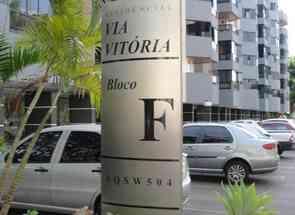 Apartamento, 2 Quartos, 1 Vaga, 1 Suite em Sqsw 504 Bloco F, Sudoeste, Brasília/Plano Piloto, DF valor de R$ 980.000,00 no Lugar Certo