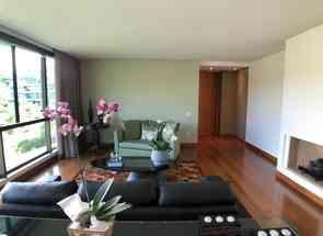 Apartamento, 4 Quartos, 4 Vagas, 4 Suites para alugar em Av. Constelação, Vale dos Cristais, Nova Lima, MG valor de R$ 8.500,00 no Lugar Certo