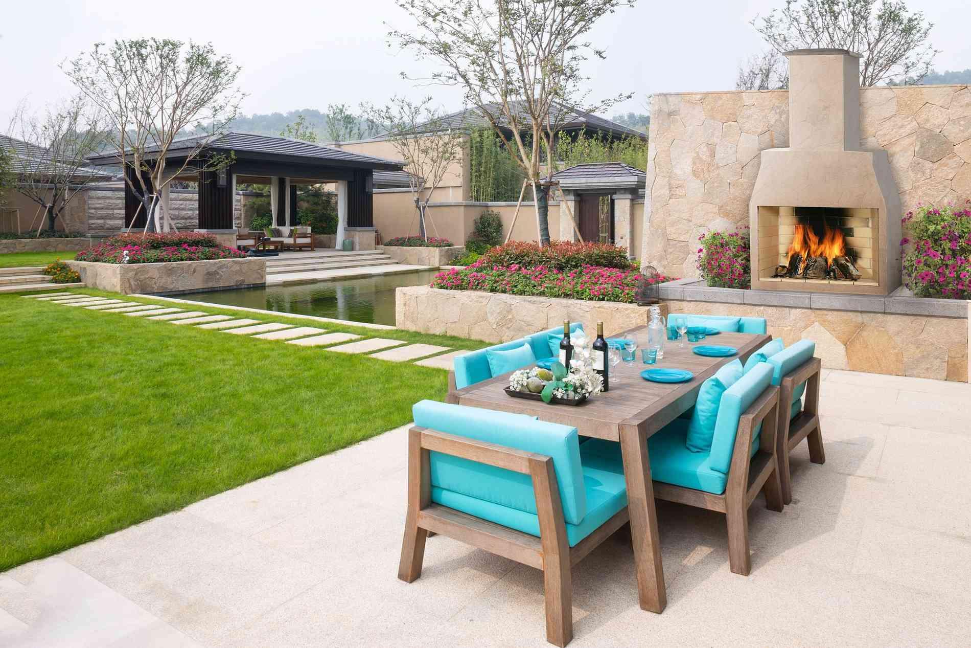 Casas com espaços maiores de lazer passaram a ser um dos critérios analisados antes da compra ou aluguel - Piaxbay