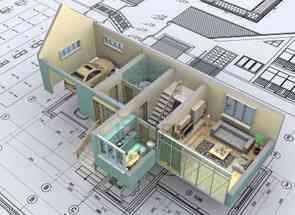 Casa, 4 Quartos, 2 Vagas, 2 Suites em Carajás, Contagem, MG valor de R$ 144.000,00 no Lugar Certo
