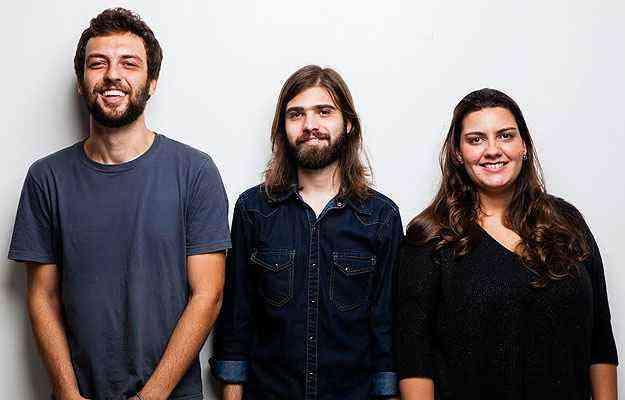 Diego Garavinni, Mikael Dutra e Bárbara Meirelles dão asas à imaginação e criam quase esculturas com proposta de utilitários - Tiago Nunes/Divulgação