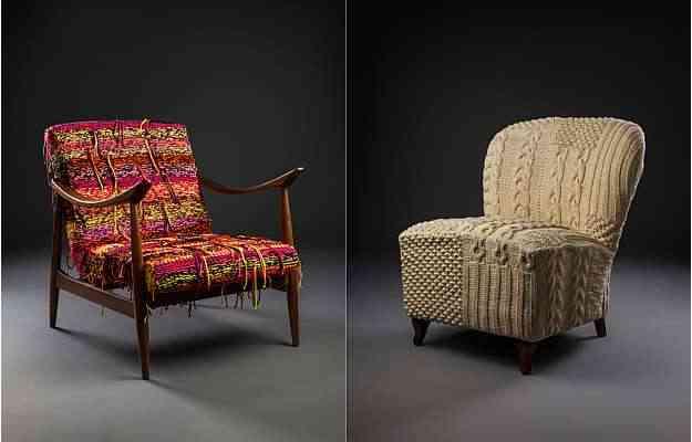 'Perfumaria' do mobiliário: peças dos anos 1950 e 1960 estão entre as preferidas da estilista  - Vicente França/Divulgação