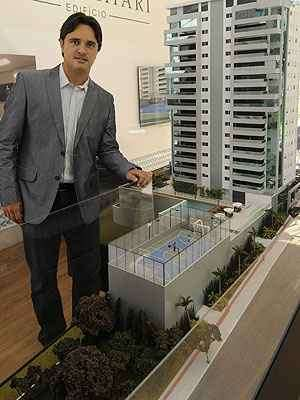 Diretor comercial da Patrimar, Lucas Couto prevê crescimento do mercado - Jair Amaral/EM/D.A Press