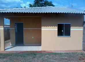 Casa, 2 Quartos, 3 Vagas em Sobradinho, Sobradinho, DF valor de R$ 145.000,00 no Lugar Certo