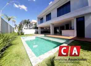Casa, 4 Quartos, 4 Suites em Rua Nova América, Alphaville Flamboyant, Goiânia, GO valor de R$ 3.140.000,00 no Lugar Certo