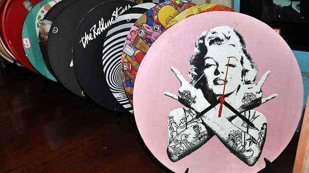 Arte pop em peças inusitadas faz sucesso entre os consumidores - Eduardo Almeida/RA Studio
