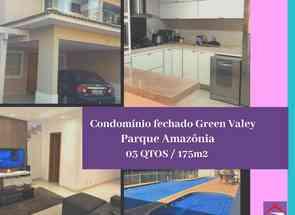 Casa em Condomínio, 3 Quartos, 2 Vagas, 1 Suite em Parque Amazônia, Goiânia, GO valor de R$ 690.000,00 no Lugar Certo