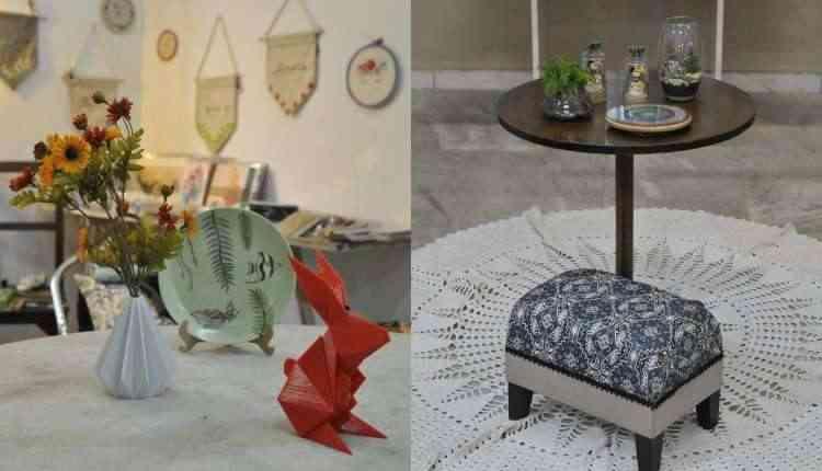 Evento oferece objetos diferenciados, que saem do lugar-comum, para a decoração  - Juarez Rodrigues/EM/D.A Press