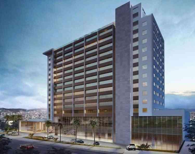 Tecnologia construtiva valoriza construções verticais: no Palazzo Torquetti, conforto, segurança e espaços de convivência são os maiores atrativos - PHV Engenharia/Divulgação