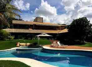 Casa em Condomínio, 4 Quartos, 8 Vagas, 4 Suites em Avenida Floresta, Residencial Aldeia do Vale, Goiânia, GO valor de R$ 6.700.000,00 no Lugar Certo