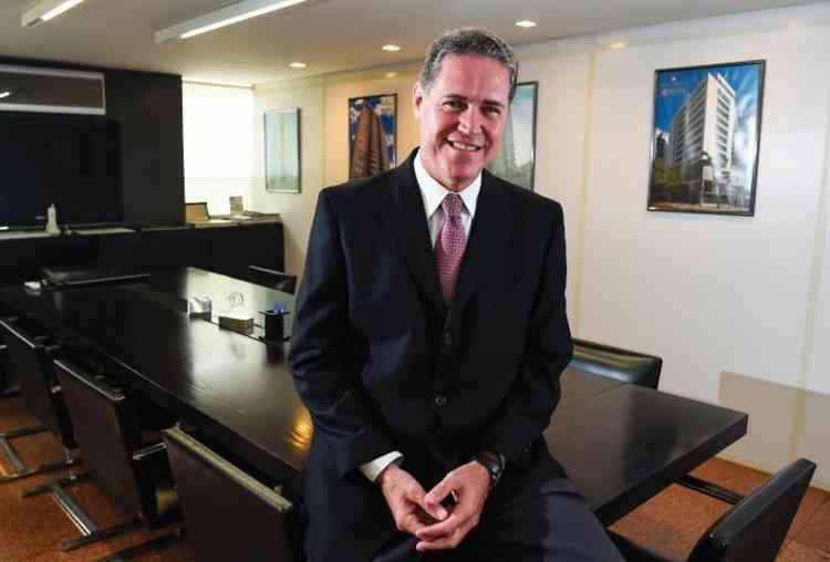 José Francisco Couto de Araújo Cançado, do Sinduscon-MG, acredita que o mercado deve ganhar um impulso nos próximos meses  - Sinduscon/Divulgação