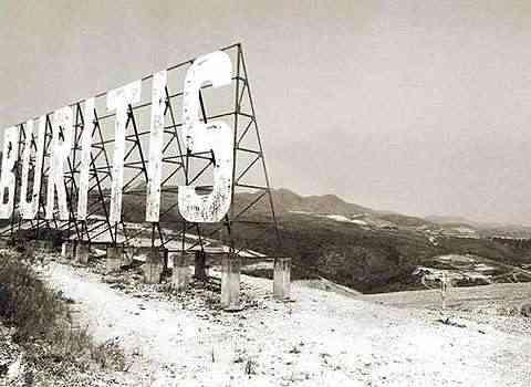 Vista da grande área inabitada, em 1987: cenário passou por profunda transformação logo depois  - Sidney Lopes/EM/D.A Press - 26/8/87