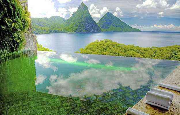 Jade Mountain/Divulgação